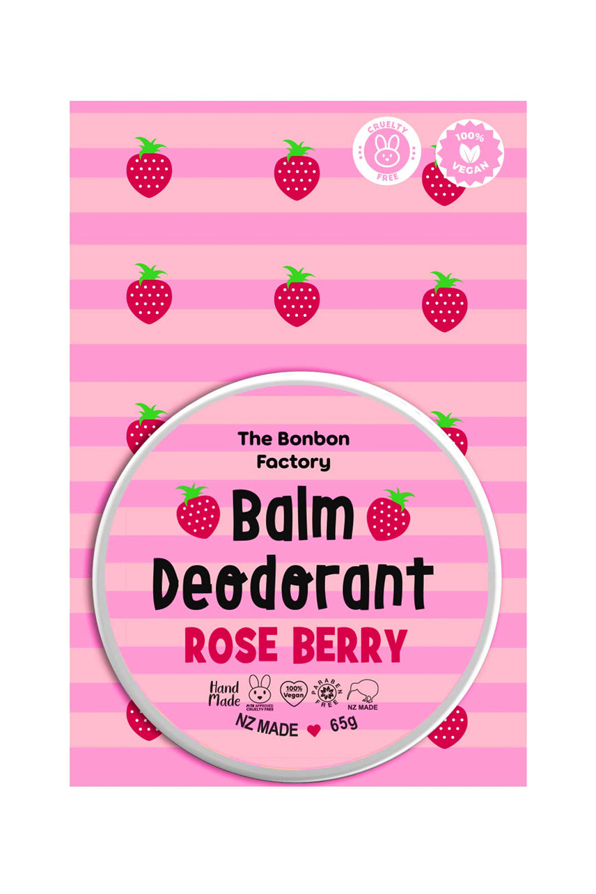 BONBON Rose Berry Deodorant 65g - Life Pharmacy St Lukes