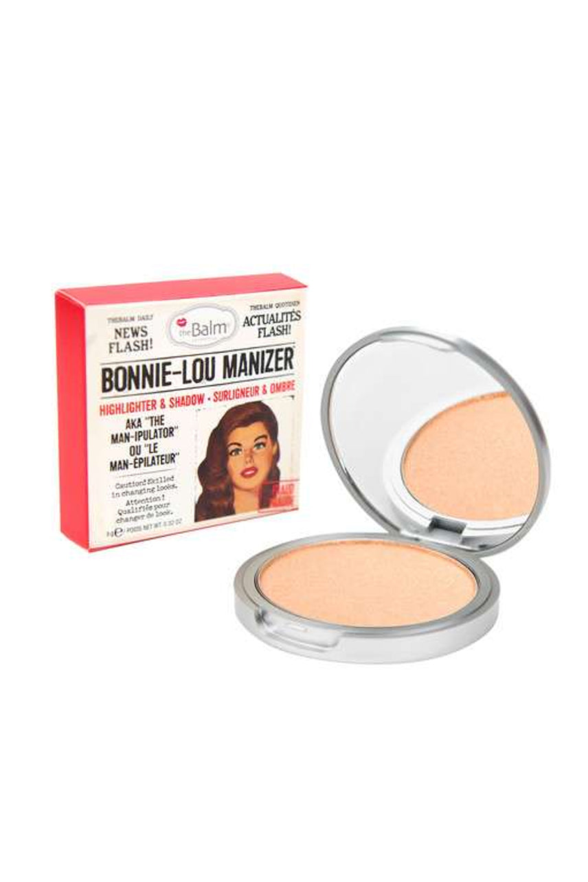 THEBALM Bonnie-Lou Manizer Highlighter and Shimmer - Life Pharmacy St Lukes
