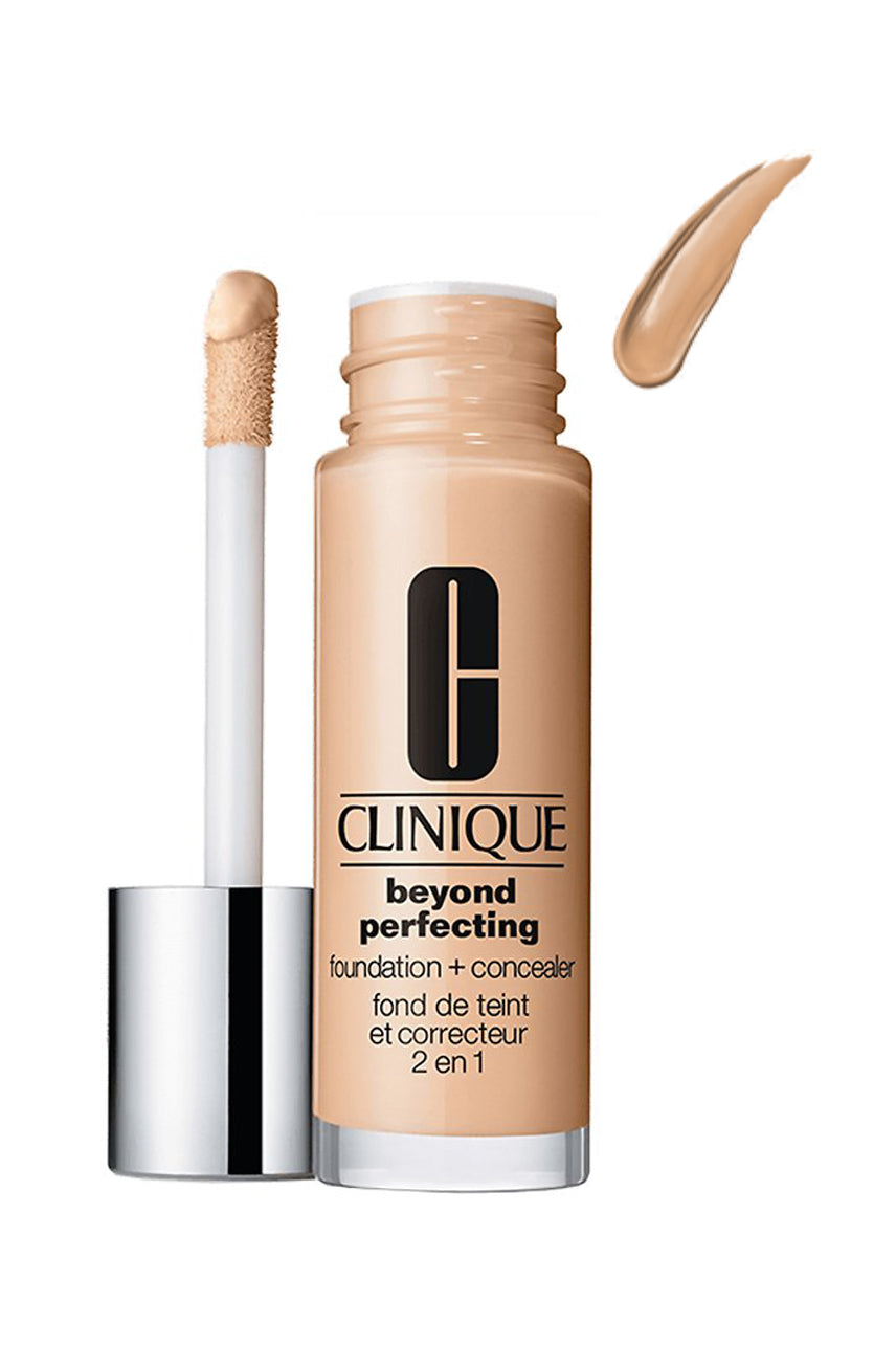 CLINIQUE Beyond Perfecting Foundation and Concealer Ercu 5.5 30ml - Life Pharmacy St Lukes