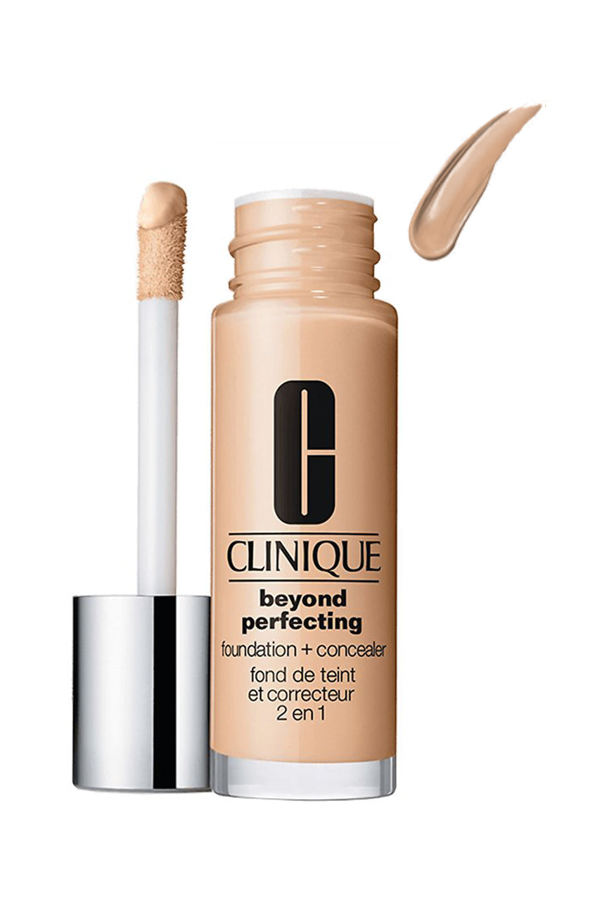 CLINIQUE Beyond Perfecting Foundation and Concealer Sesame 6.75 30ml - Life Pharmacy St Lukes