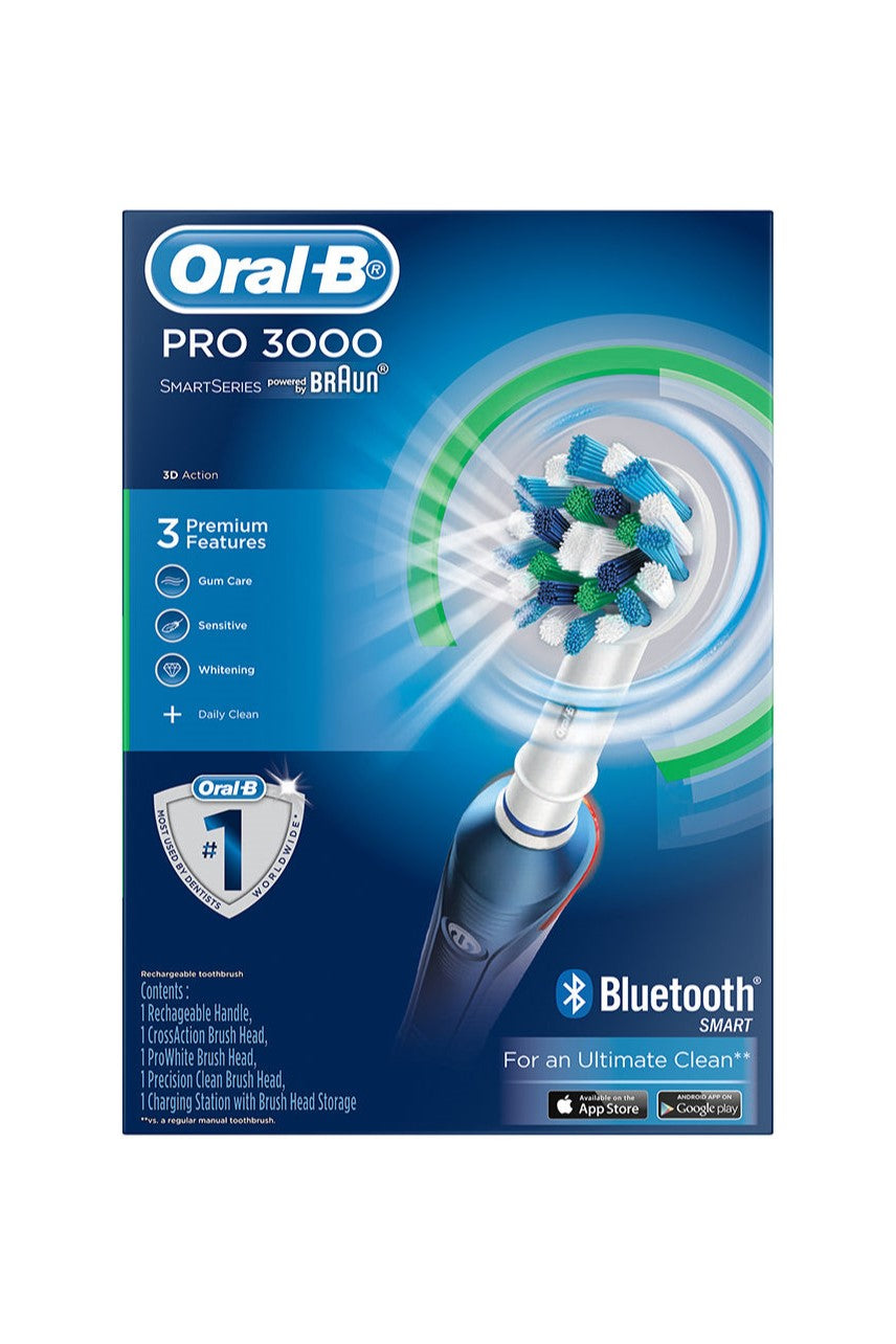 ORAL B Pro Care 3000 Electric Tooth Brush - Life Pharmacy St Lukes