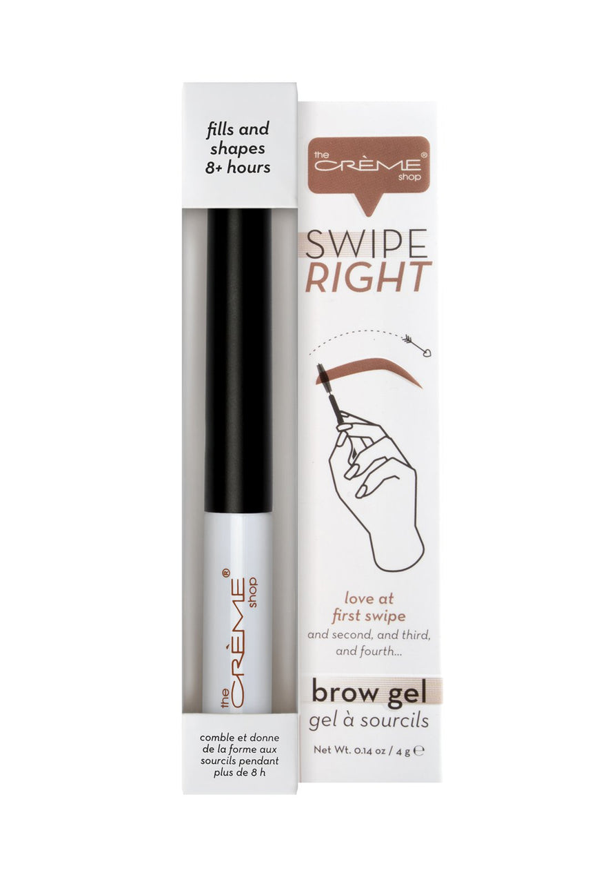 "THE CRÈME SHOP ""Swipe Right"" Brow Gel Blonde 4g - Life Pharmacy St Lukes"