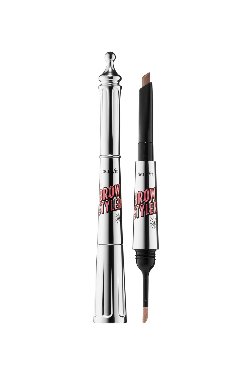BENEFIT Brow Styler Eyebrow Pencil & Powder Duo 2 - warm golden blonde Standard size - Life Pharmacy St Lukes