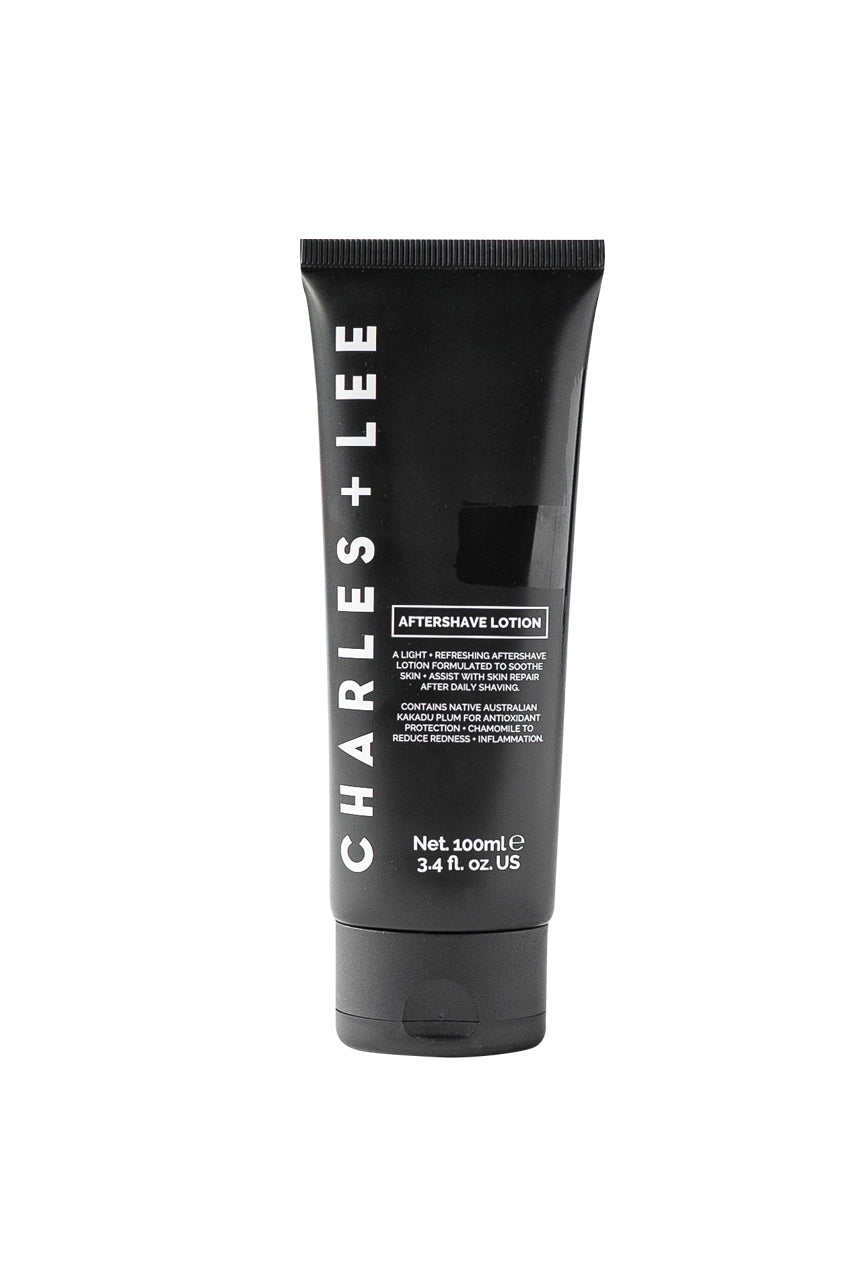 Charles + Lee  Aftershave Lotion 100ml - Life Pharmacy St Lukes