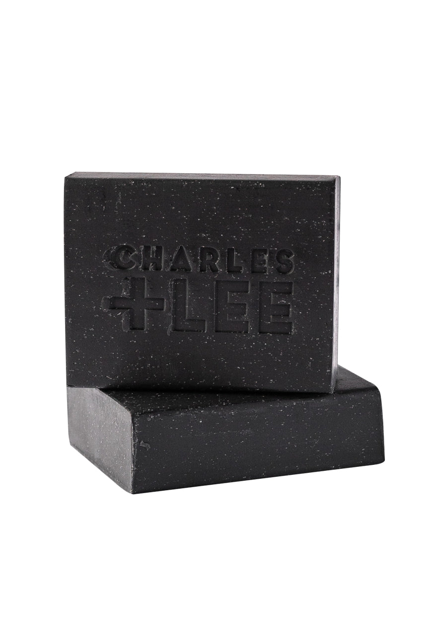 Charles + Lee  Charcoal Soap Bar Duo 2x100g - Life Pharmacy St Lukes