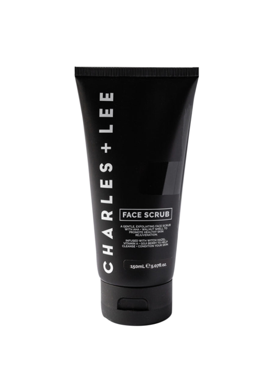 Charles + Lee Face Scrub 150ml - Life Pharmacy St Lukes