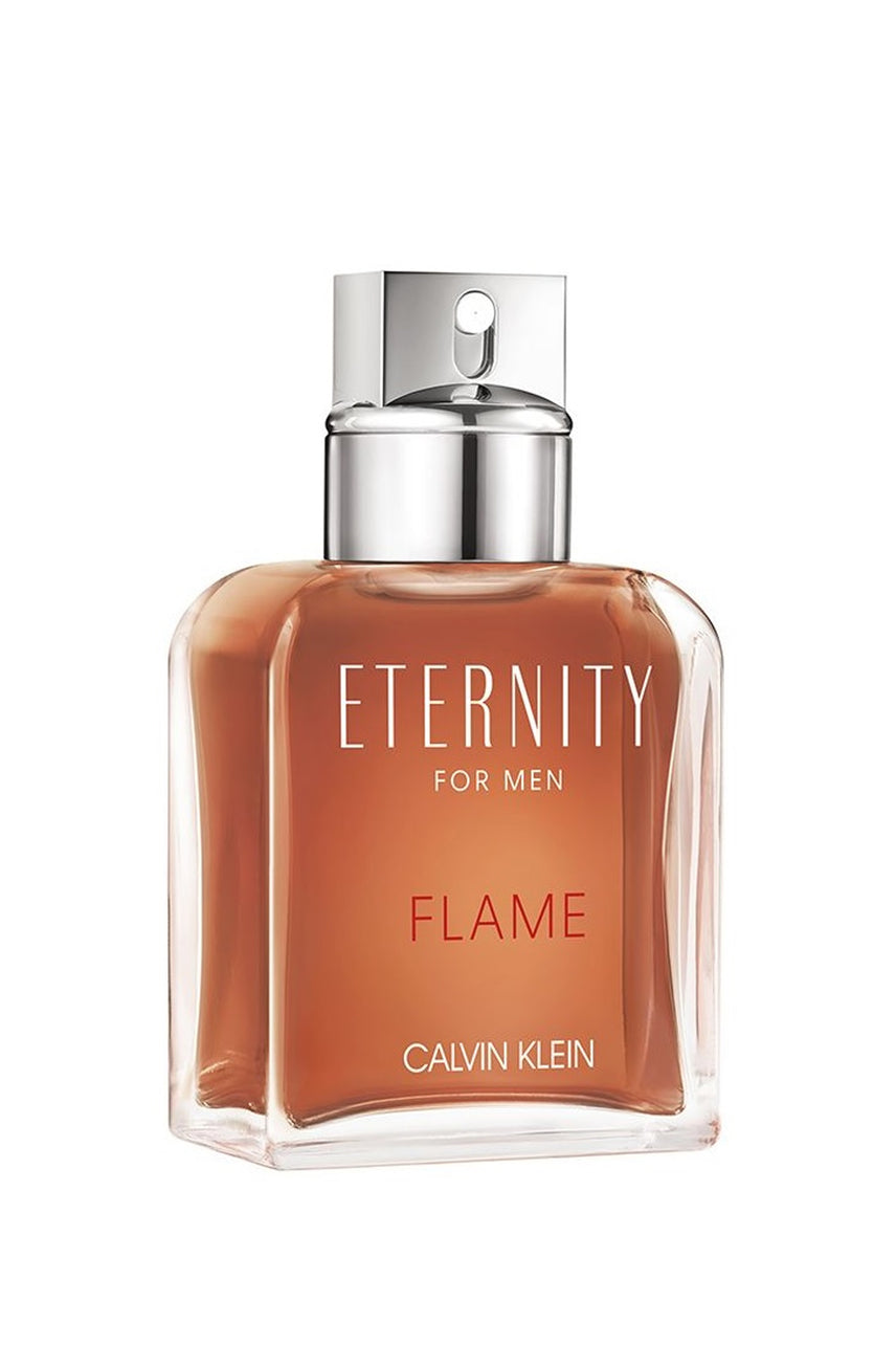 CALVIN KLEIN  Eternity Flame For Men EDT 50ml - Life Pharmacy St Lukes