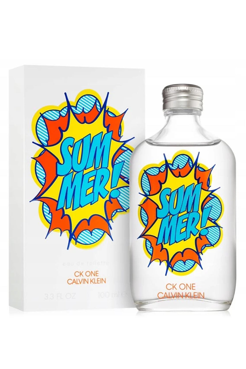 CALVIN KLEIN CK One Summer EDT 100ml 2019 - Life Pharmacy St Lukes