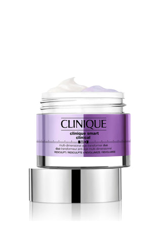 CLINIQUE Smart Clinical™ MD Multi-Dimensional Age Transformer Duo Resculpt + Revolumize 50ml - Life Pharmacy St Lukes