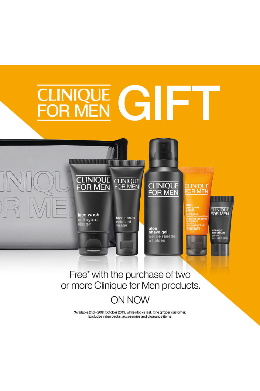 Clinique For Men Gift - Life Pharmacy St Lukes