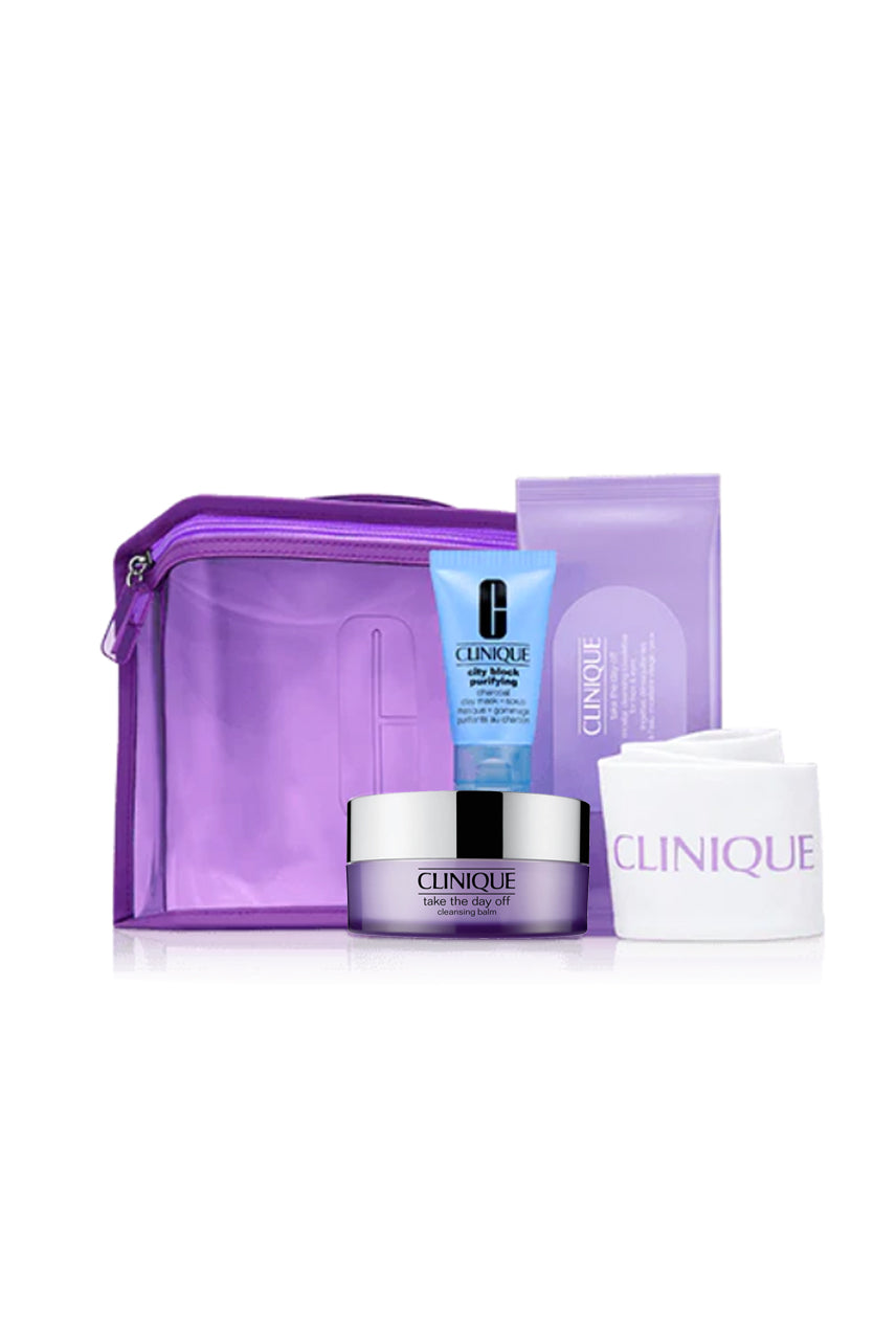 CLINIQUE Take It All Off Gift Set - Life Pharmacy St Lukes