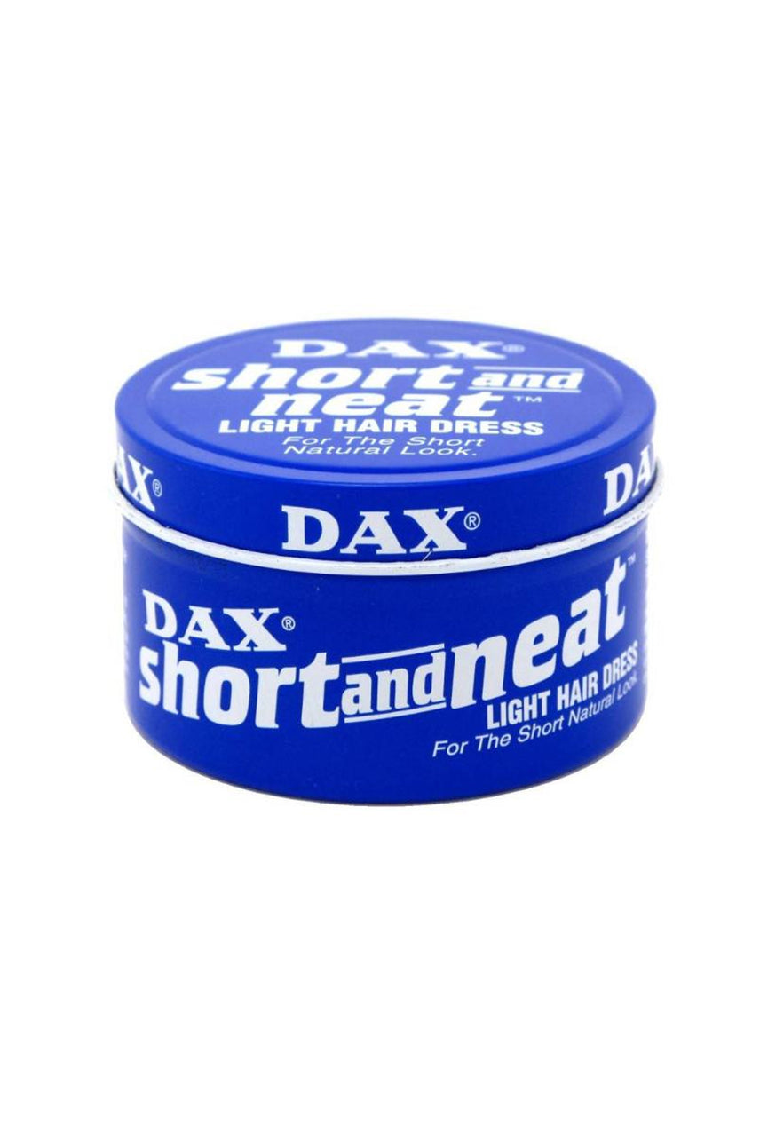 DAX Wax Blue Short & Neat 99g - Life Pharmacy St Lukes