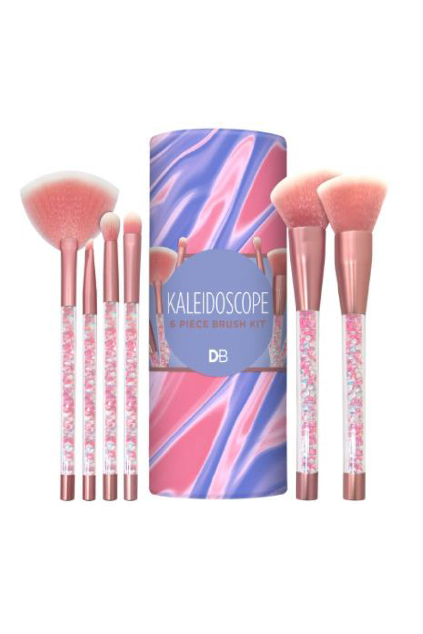 DESIGNER BRANDS Kaleidoscope 6 Piece Brush Set - Life Pharmacy St Lukes