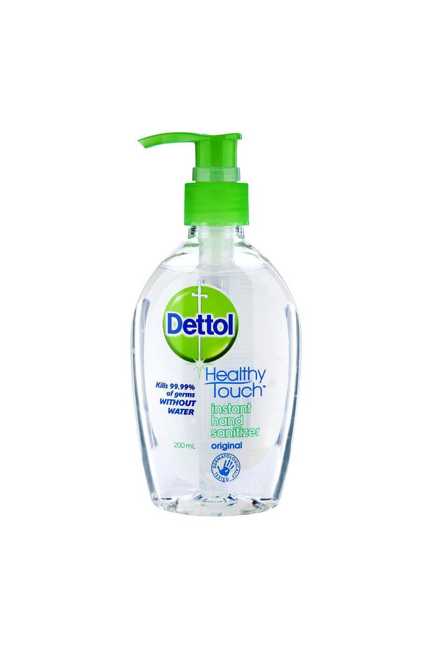 DETTOL Hand Sanitiser Original 200ml - Life Pharmacy St Lukes