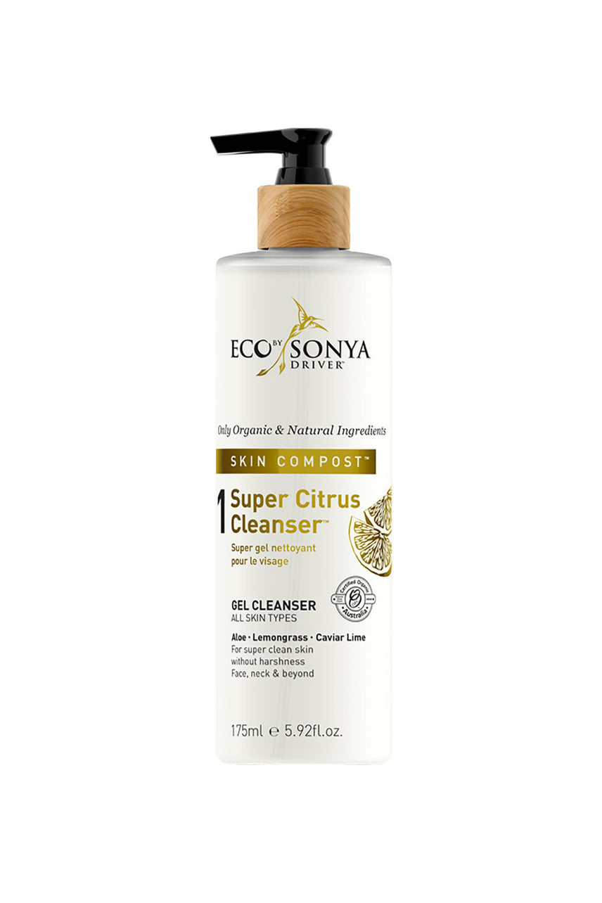 Eco Sonya Super Citrus Cleanser 175ml - Life Pharmacy St Lukes