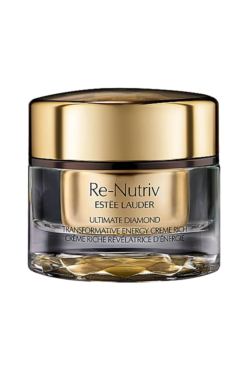 Estée Lauder Re-Nutriv Ultimate Diamond Transformative Energy Creme Rich 50ml - Life Pharmacy St Lukes