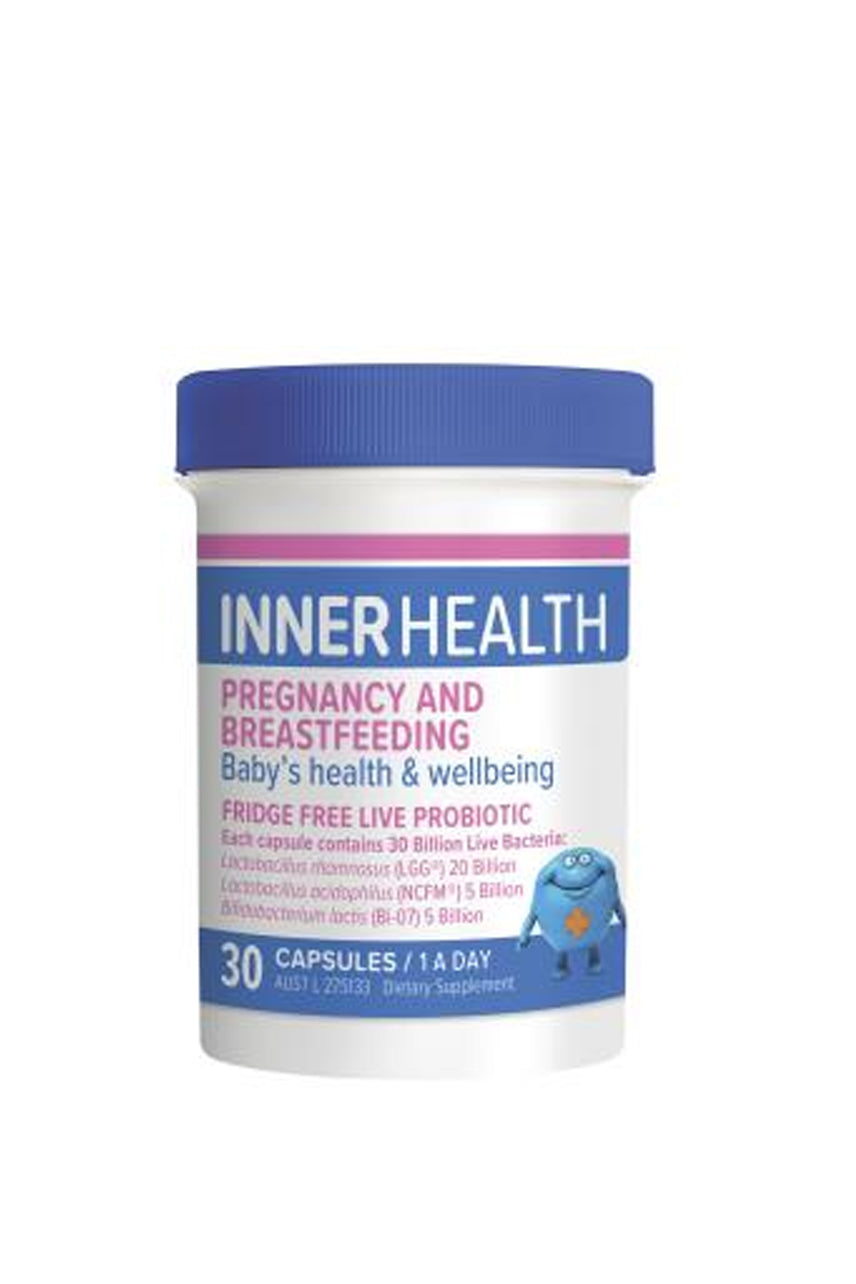 ETHICAL NUTRIENTS Inner Health Pregnancy and Breastfeeding 30 Capsules - Life Pharmacy St Lukes
