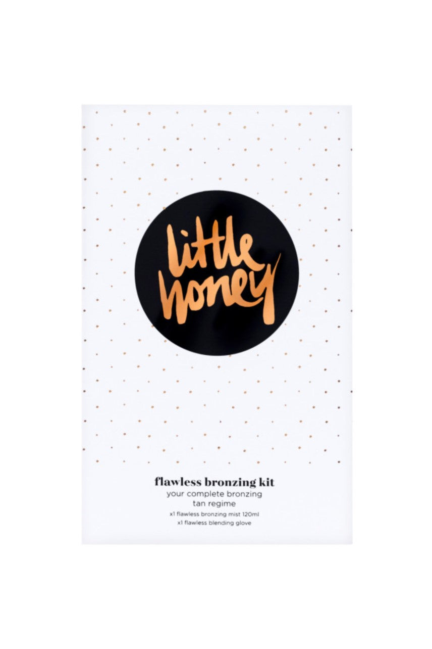 LITTLE HONEY Flawless Bronzing Mist Kit - Life Pharmacy St Lukes