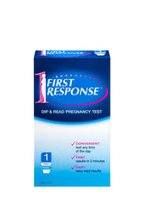 First Response Dip and Read Pregnancy 1 Test - Life Pharmacy St Lukes