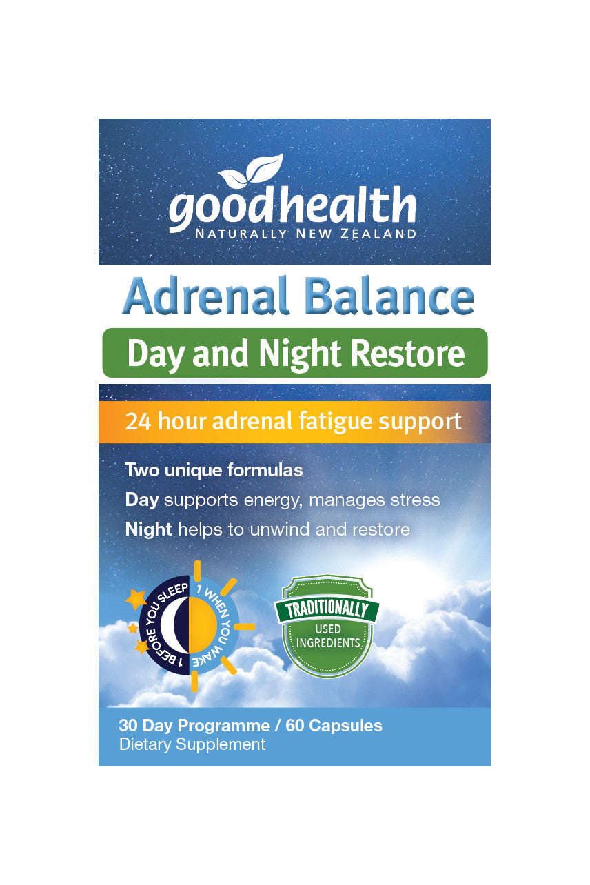GOOD HEALTH Adrenal Balance 60caps - Life Pharmacy St Lukes