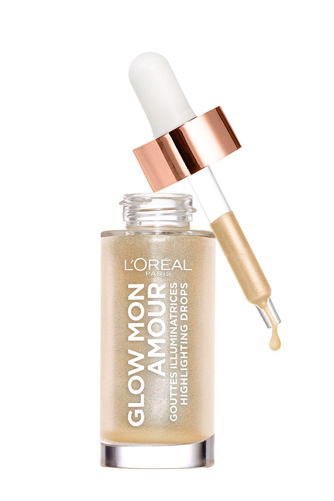 L'Oreal  Wake Up & Glow - Glow Mon Amour Highlighting Drops #01 Sparkling Love - Life Pharmacy St Lukes