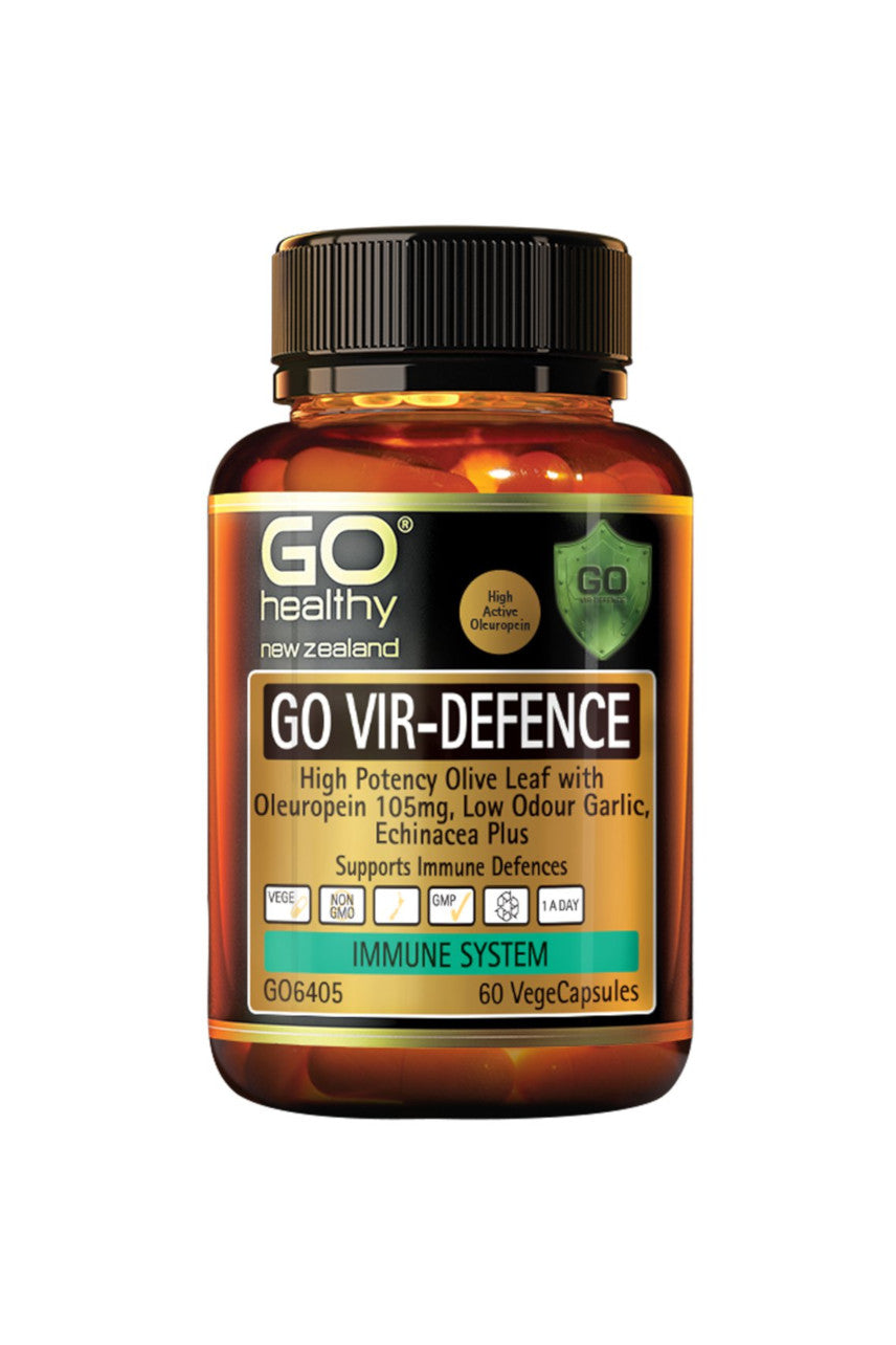GO Healthy Vir Defence 60vcaps - Life Pharmacy St Lukes
