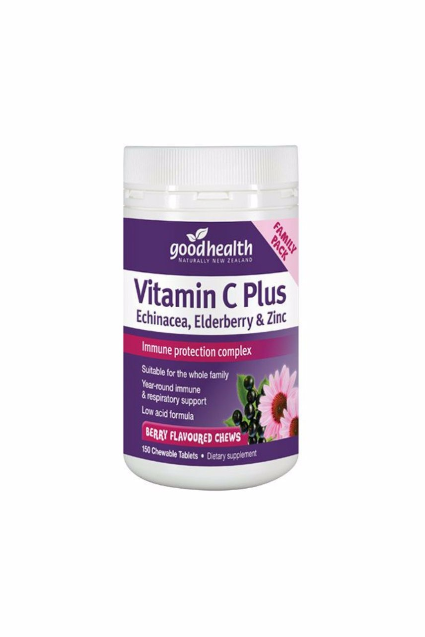 GOOD HEALTH Vitamin C Plus 150tab - Life Pharmacy St Lukes