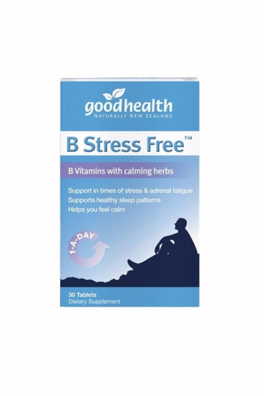 GOOD HEALTH B Stress Free 30tabs - Life Pharmacy St Lukes