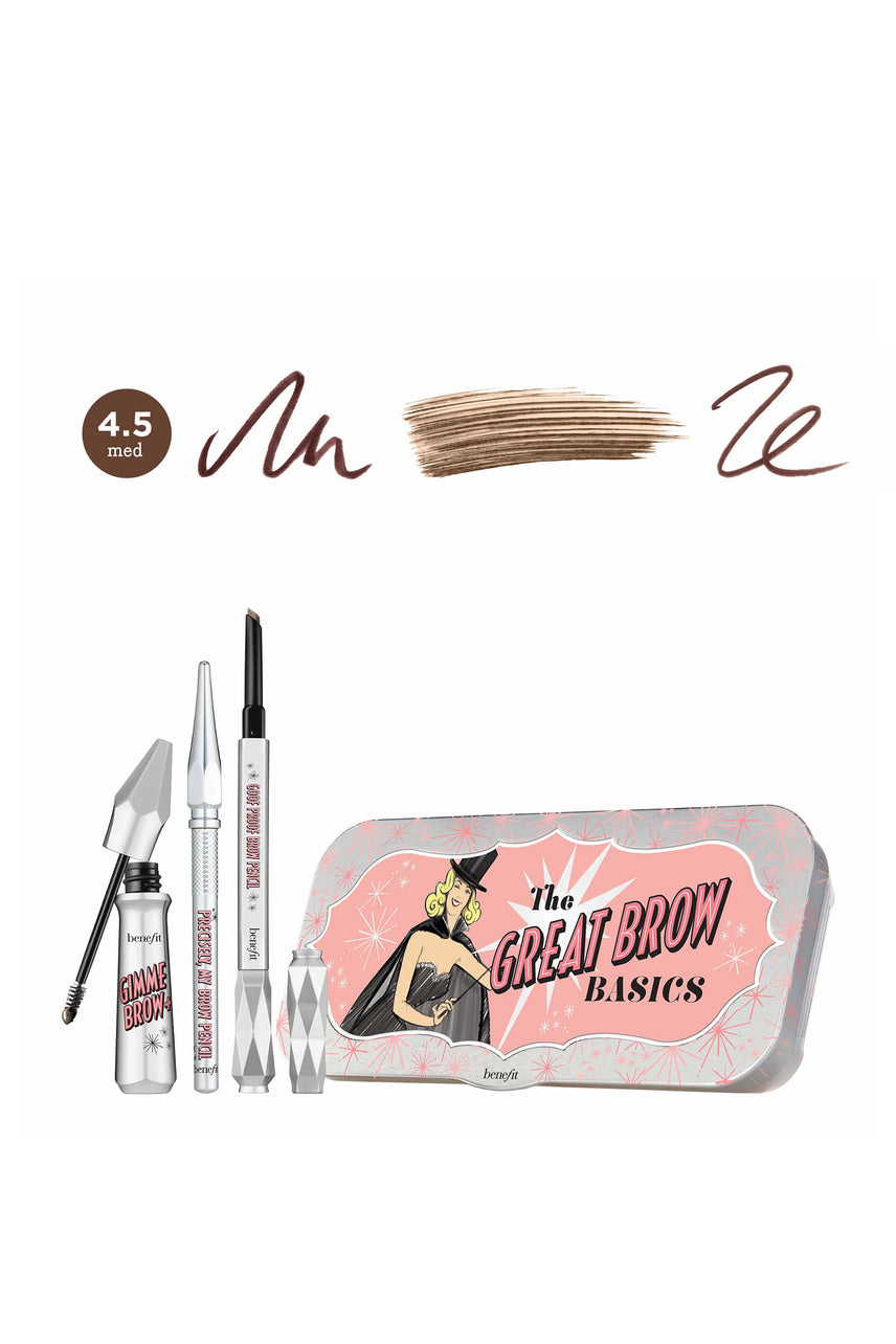 BENEFIT The Great Brow Basics Kit 4.5 - Life Pharmacy St Lukes