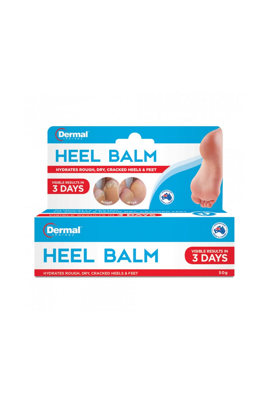 DERMAL THERAPY Heel Balm 50g - Life Pharmacy St Lukes