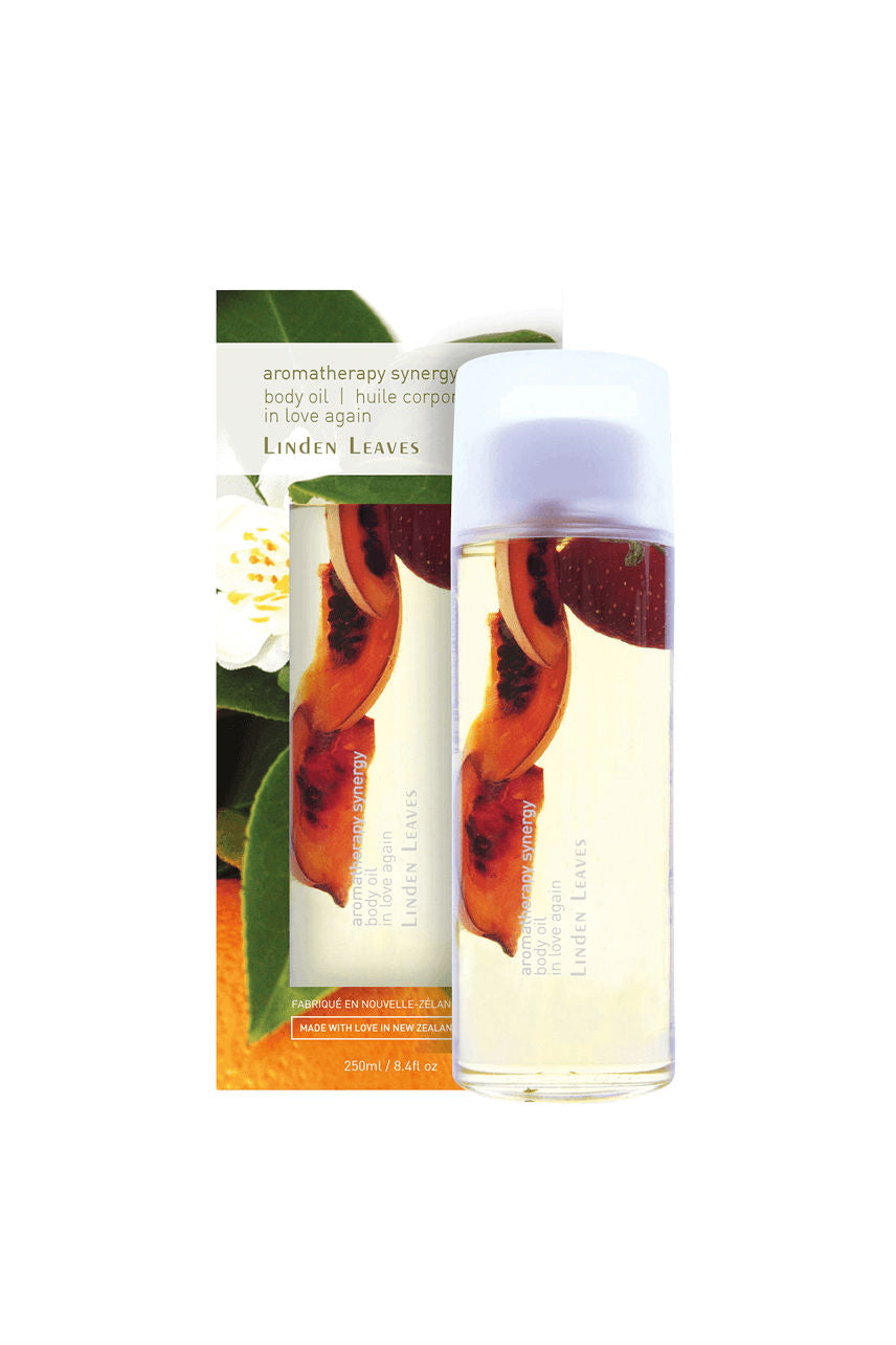 LINDEN LEAVES Aromatherapy Synergy Body Oil In Love Again 250ml - Life Pharmacy St Lukes