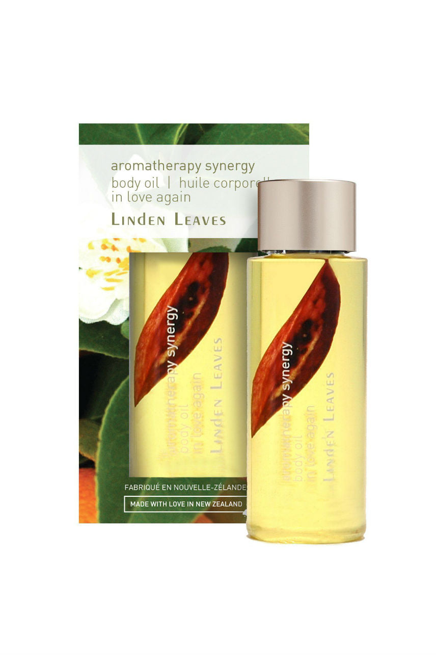 LINDEN LEAVES Aromatherapy Synergy Body Oil In Love Again 60ml - Life Pharmacy St Lukes