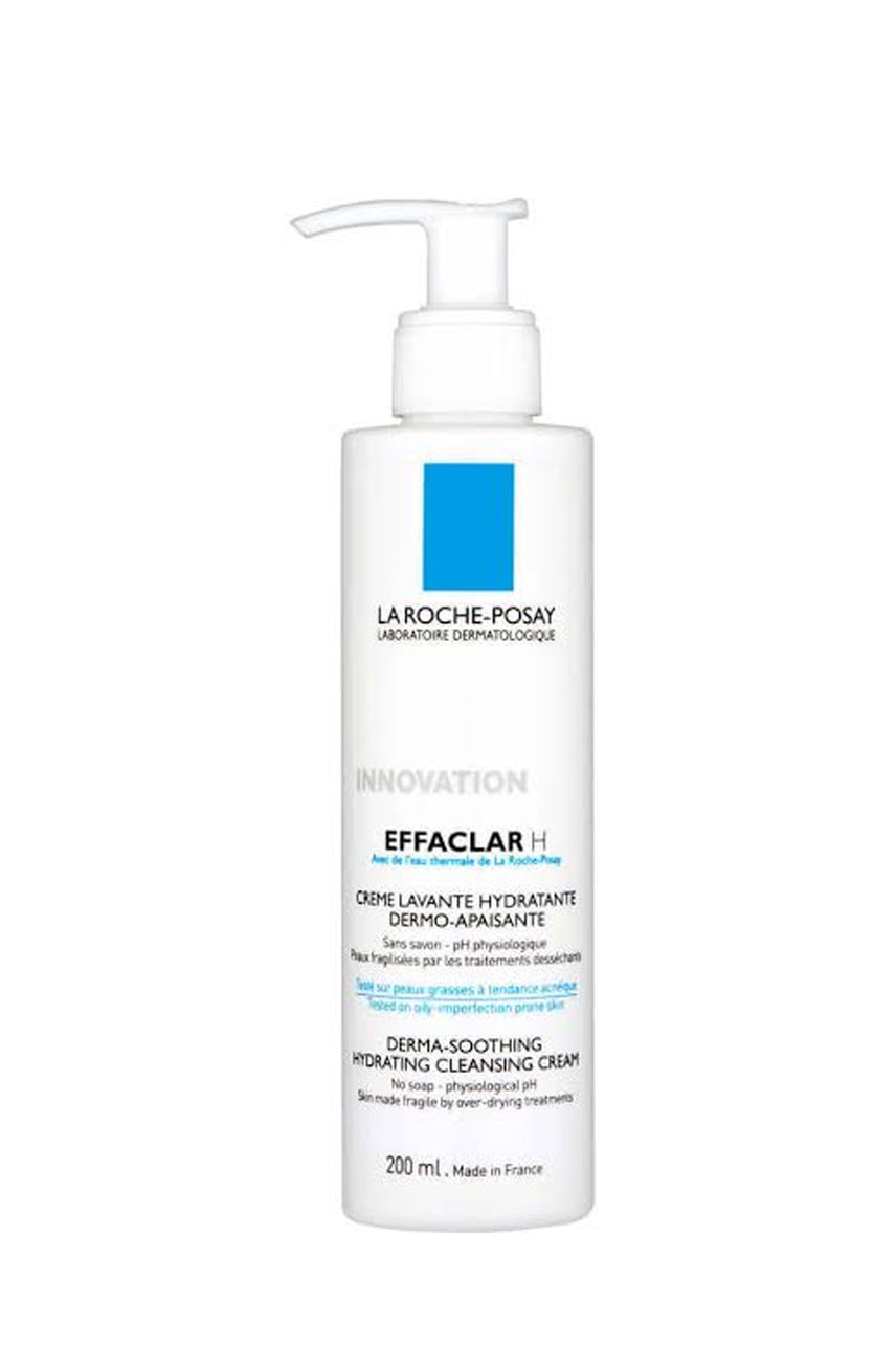 LA ROCHE-POSAY Effaclar H Cleansing Cream 200ml - Life Pharmacy St Lukes