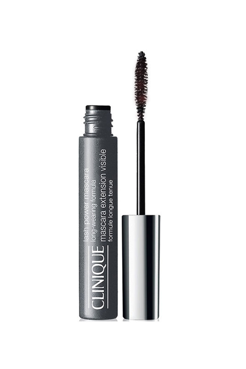 CLINIQUE  Lash Power Mascara Long-Wearing Formula Dark Chocolate - Life Pharmacy St Lukes
