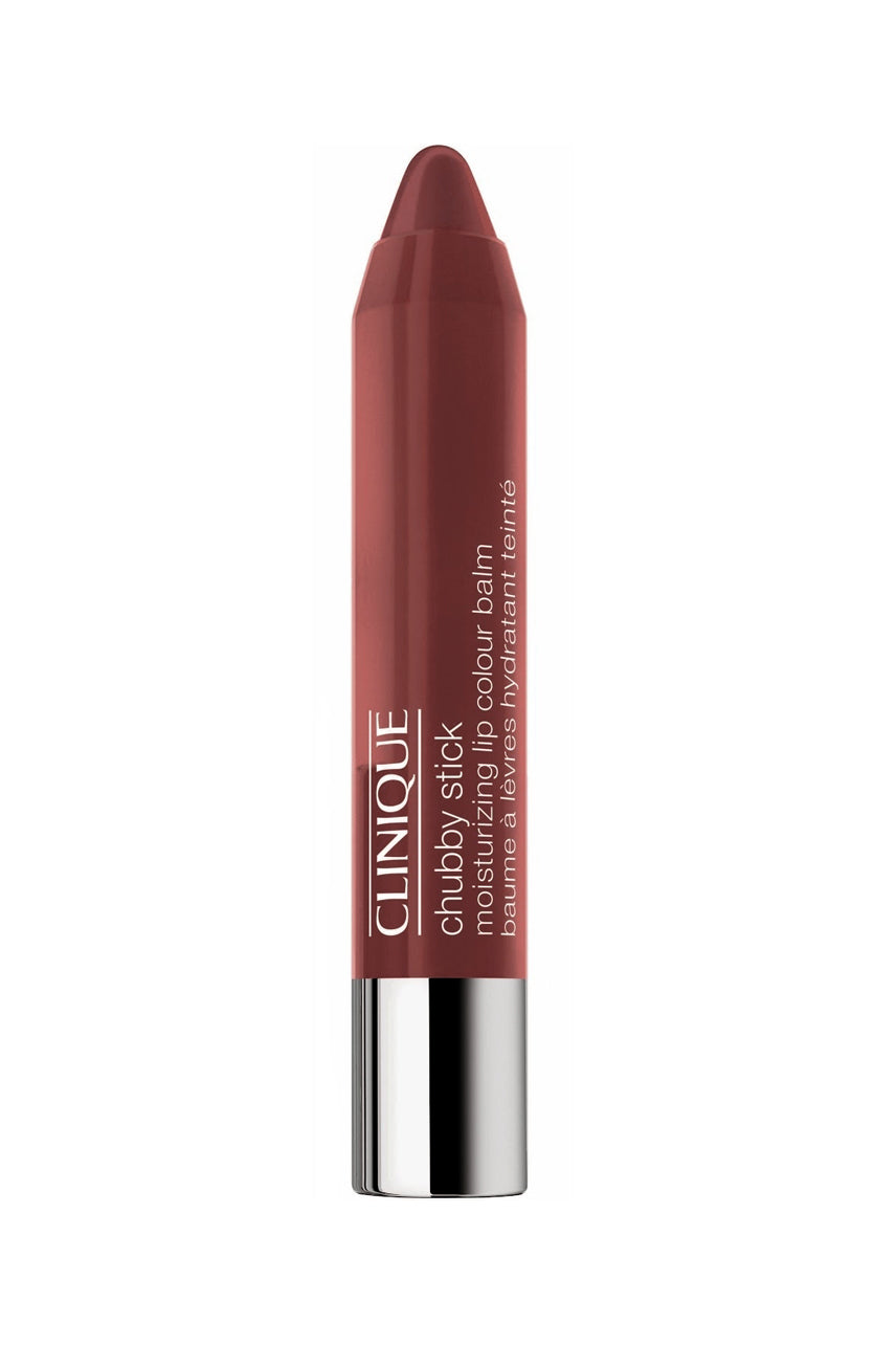 CLINIQUE Chubby Stick Moisturizing Lip Colour Balm Richer Raisin 3g - Life Pharmacy St Lukes