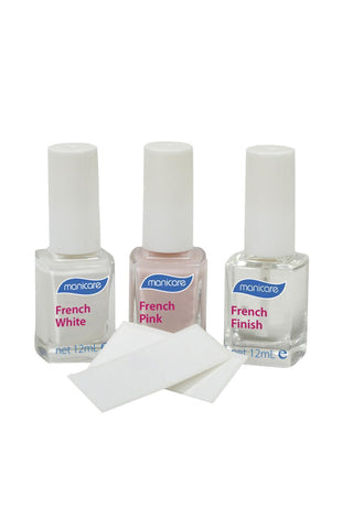 MANICARE French Pink Manicure Set - Life Pharmacy St Lukes
