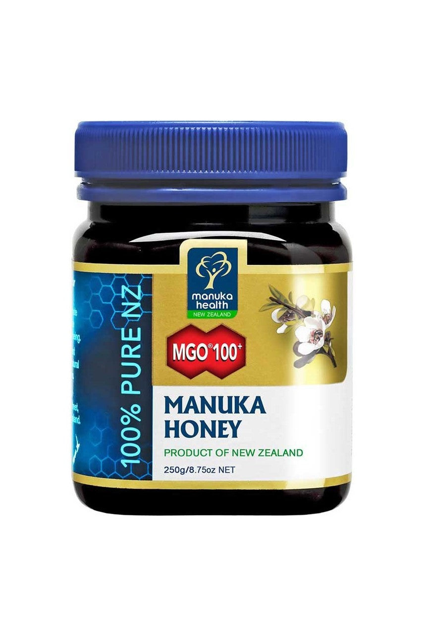 MANUKA HEALTH MGO100+ Manuka Honey 250g - Life Pharmacy St Lukes
