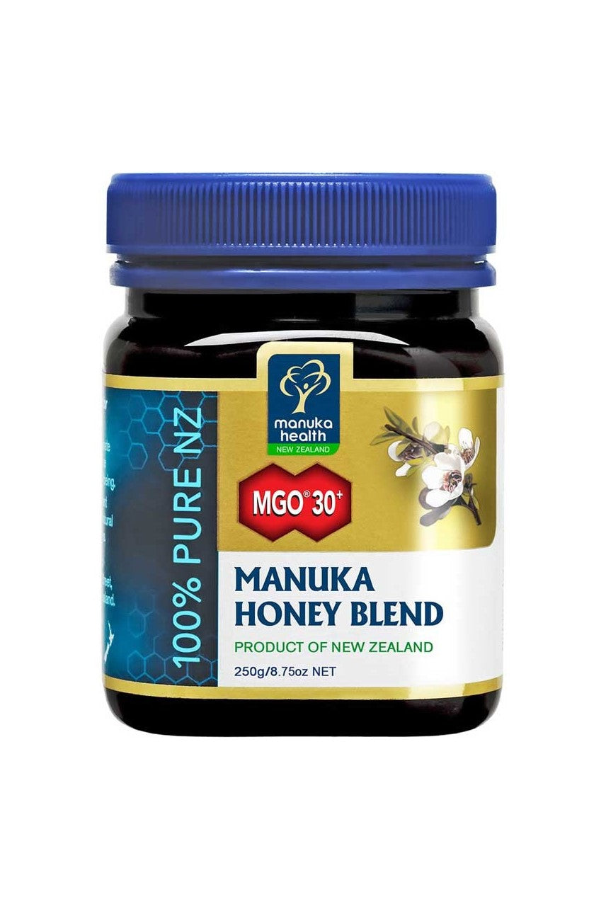 MANUKA HEALTH MGO30+ Manuka Honey Blend 250g - Life Pharmacy St Lukes