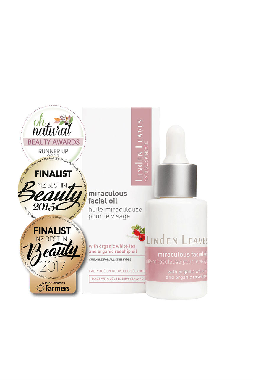 LINDEN LEAVES Miraculous Facial Oil 25ml - Life Pharmacy St Lukes