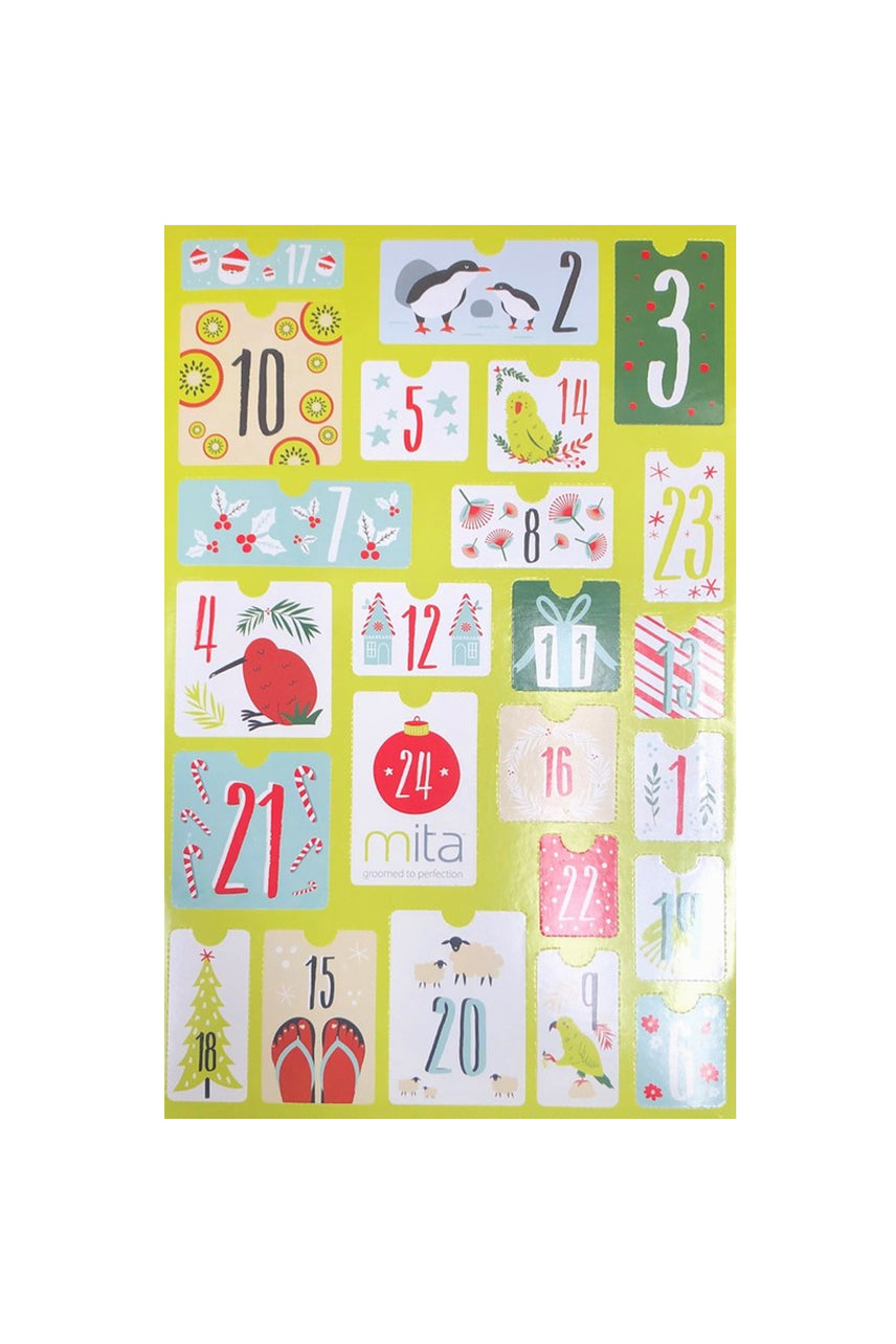 MITA Christmas Hair Accessories - Advent Callender 2020 - Life Pharmacy St Lukes