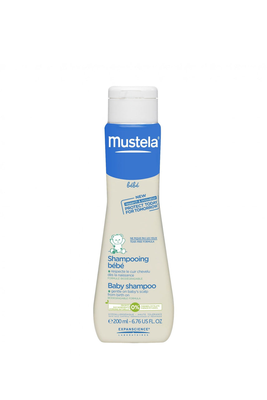 MUSTELA Original Baby Shampoo 200ml - Life Pharmacy St Lukes