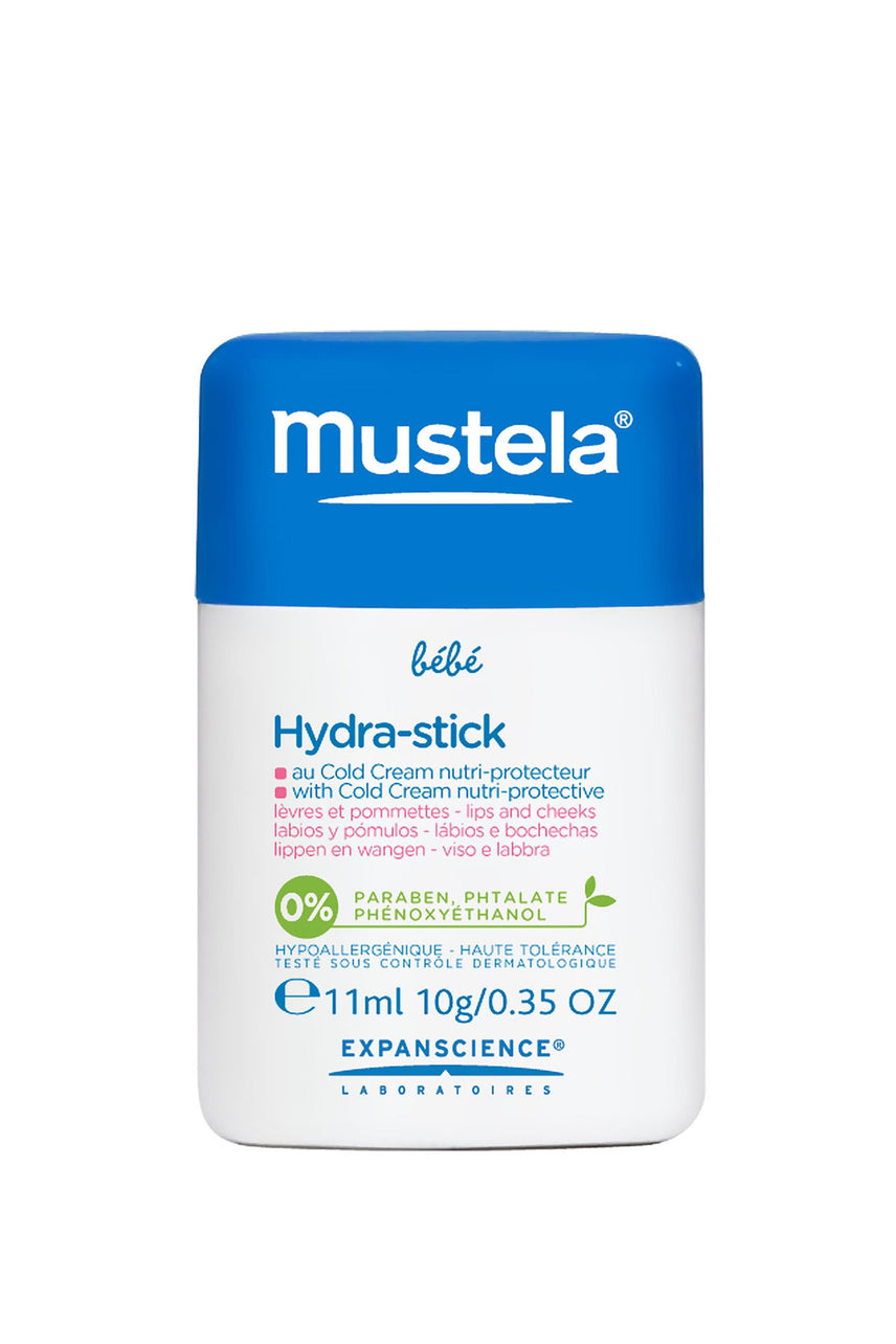 MUSTELA Nourishing Hydra Stick with Cold Cream 10g - Life Pharmacy St Lukes