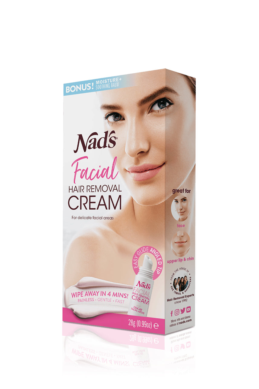 NADS Facial Hair Removal Cream 28g - Life Pharmacy St Lukes
