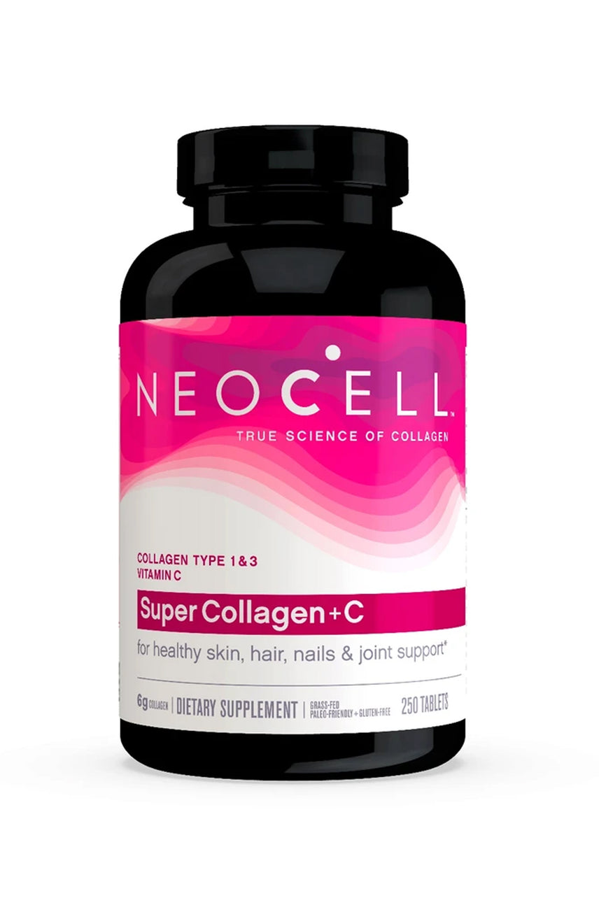 NEOCELL Super Collagen+C 250 Tablets - Life Pharmacy St Lukes