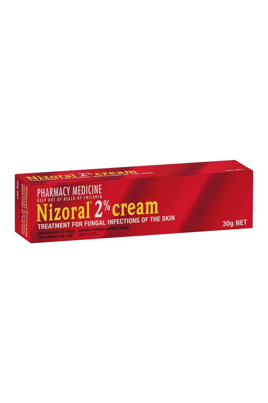 NIZORAL Cream 30g - Life Pharmacy St Lukes
