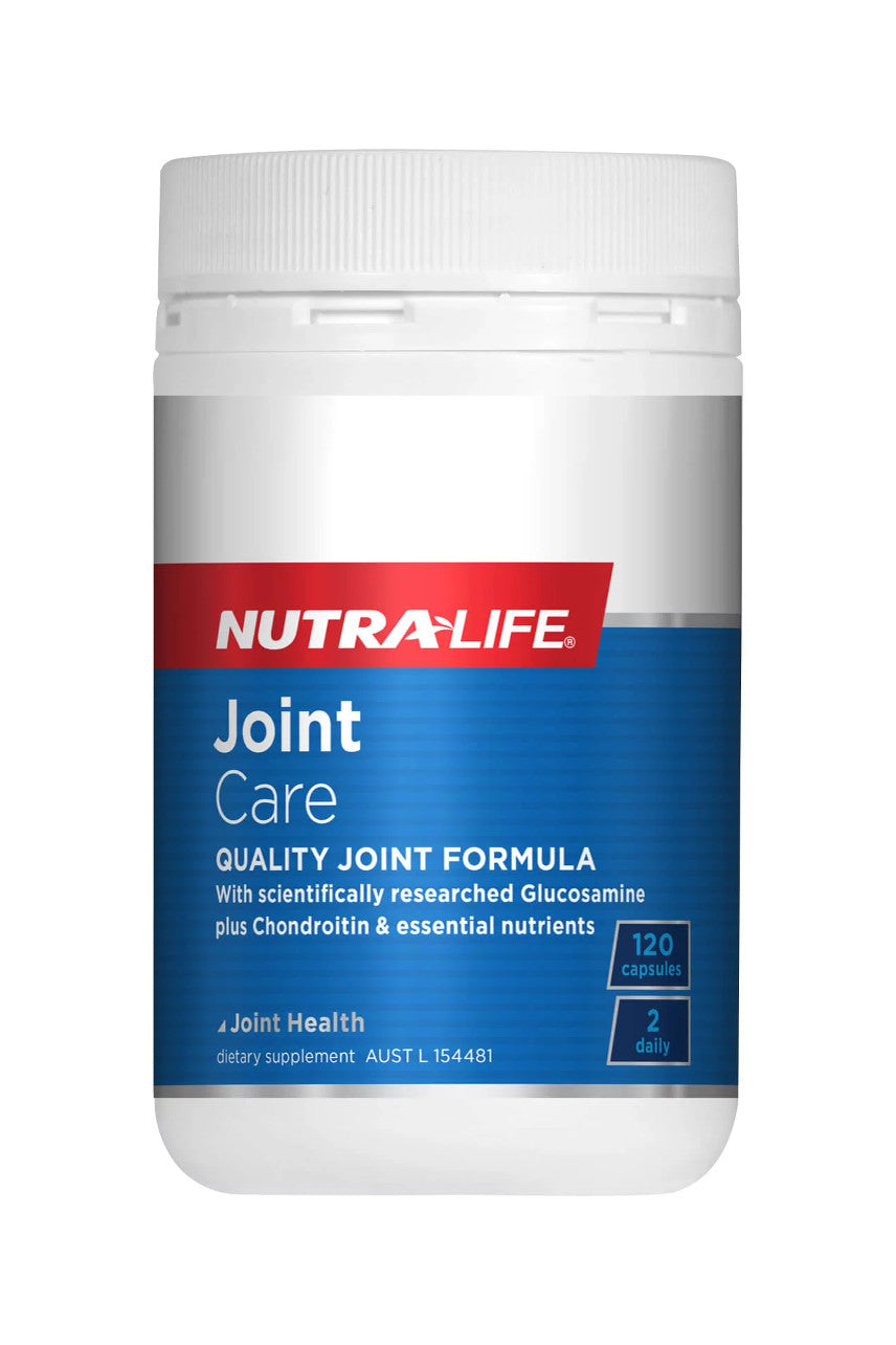 NUTRALIFE Joint Care 120caps - Life Pharmacy St Lukes
