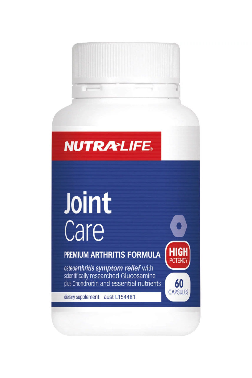 NUTRALIFE Joint Care 60caps - Life Pharmacy St Lukes