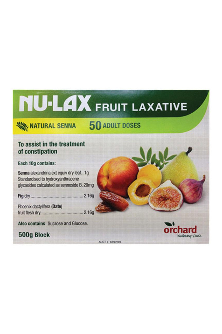 NU-LAX Laxative Paste 500g - Life Pharmacy St Lukes