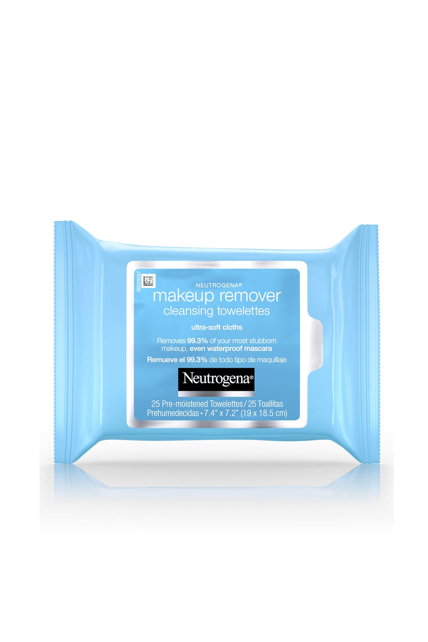 NEUTROGENA Make-Up Remover Cleansing Towelettes 25 - Life Pharmacy St Lukes