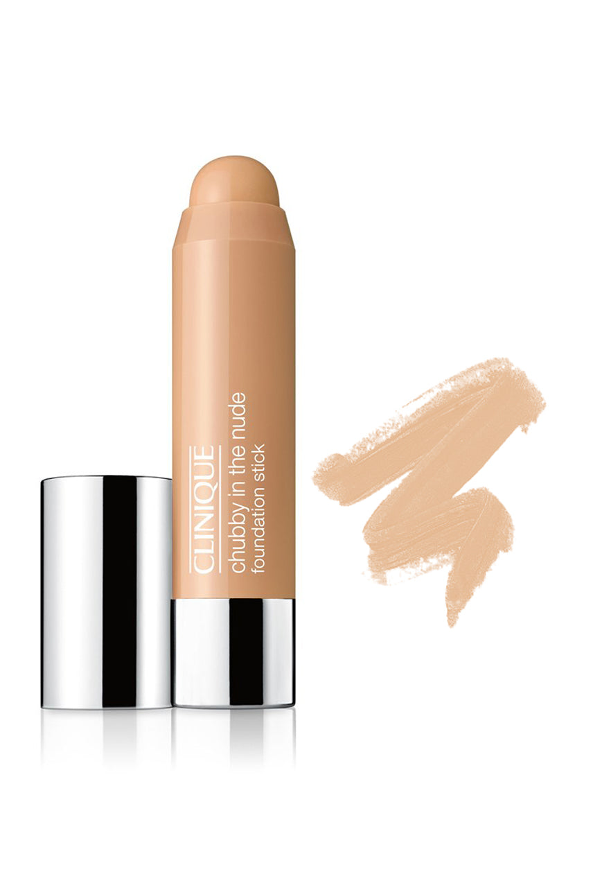 CLINIQUE Chubby in the Nude Foundation Stick Grandest Golden Neutral 08 6g - Life Pharmacy St Lukes